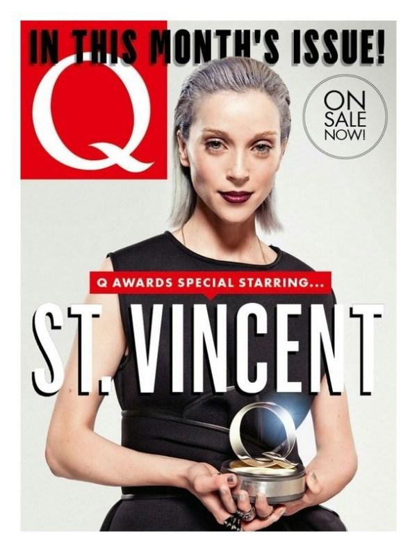 ST VINCENT : Q