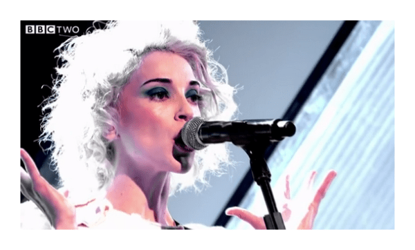 ST VINCENT : Jools Holland