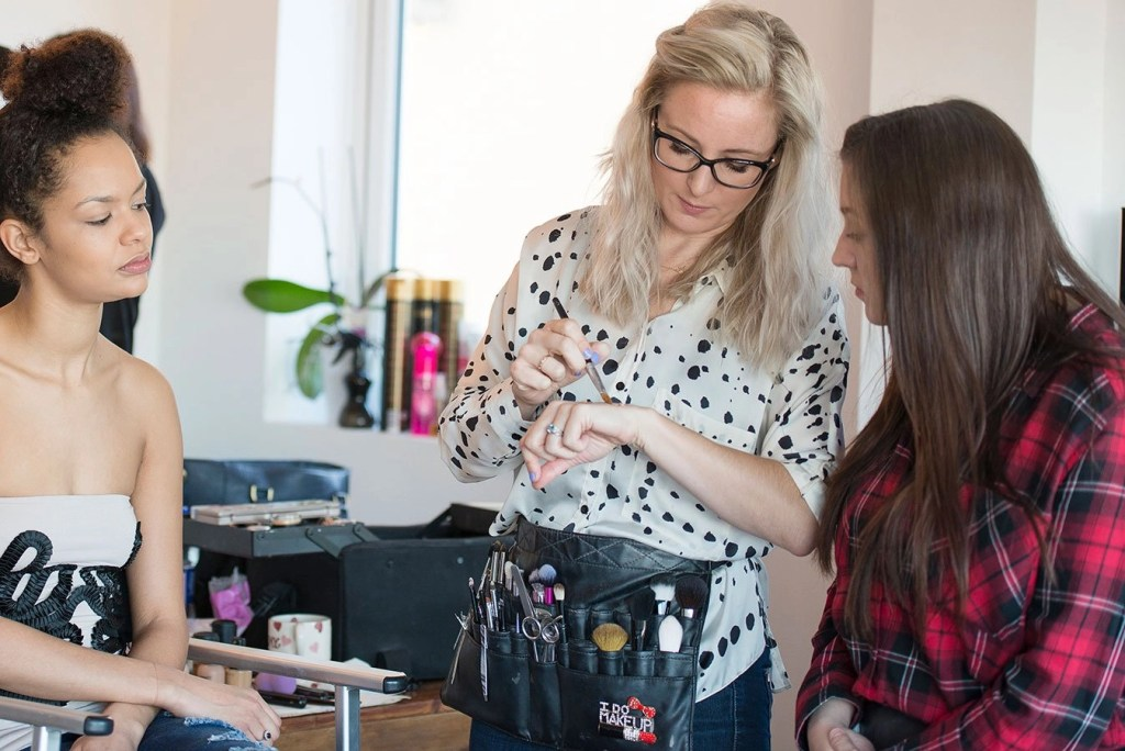 what skills does a makeup artist need?