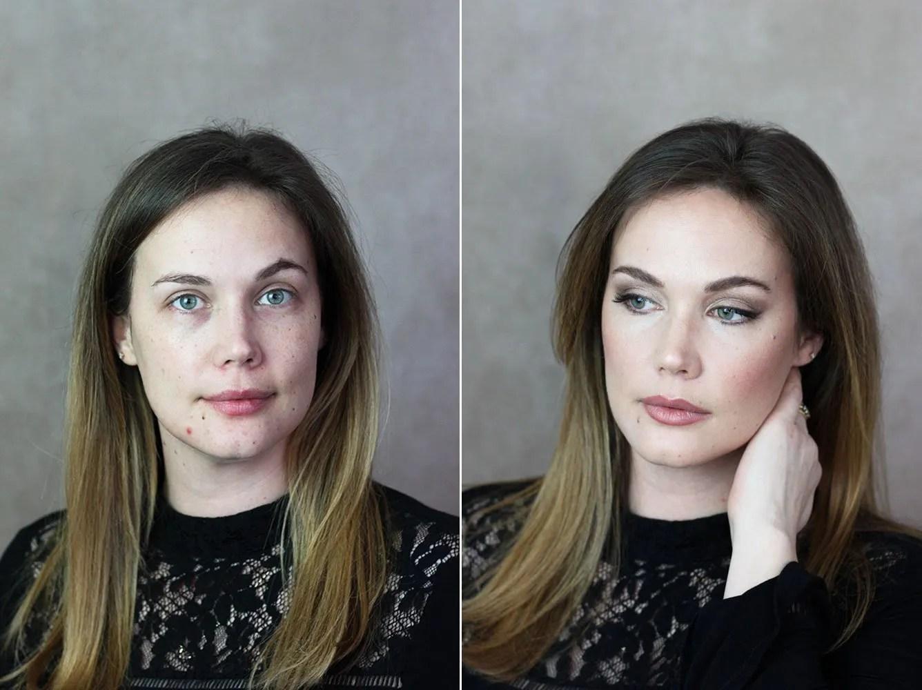 makeup demos at the kent makeup academy