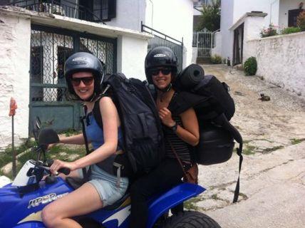 quadbike