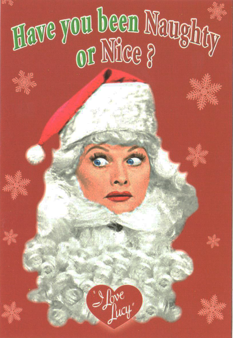I Love Lucy Christmas & Holiday Items LucyStore Com