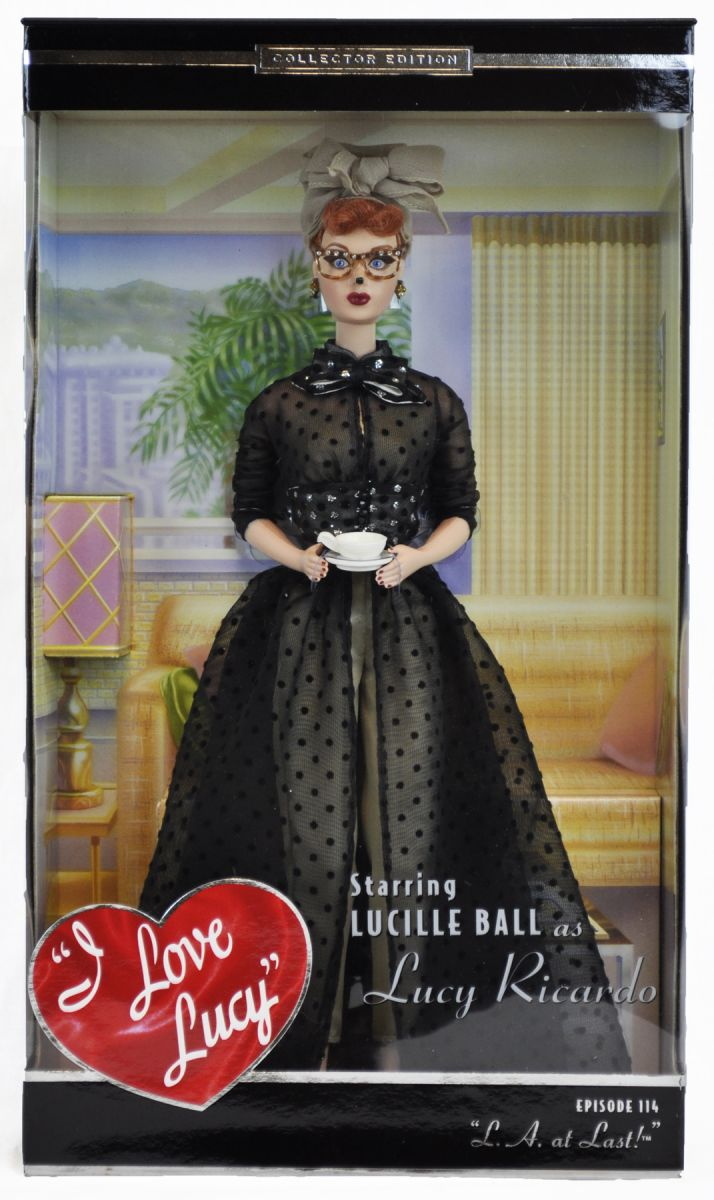 I Love Lucy Dolls And Figurines