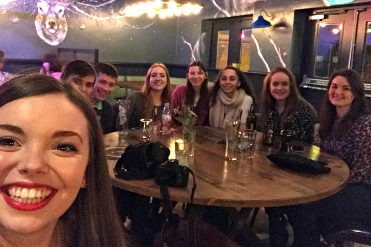 Perk Acoustic @ Oakford Social Club Jan 2017