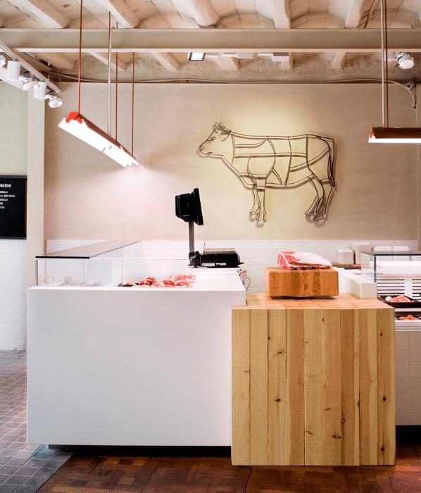 Corella Meat Shop Sant Cugat Del Valls Barcelona