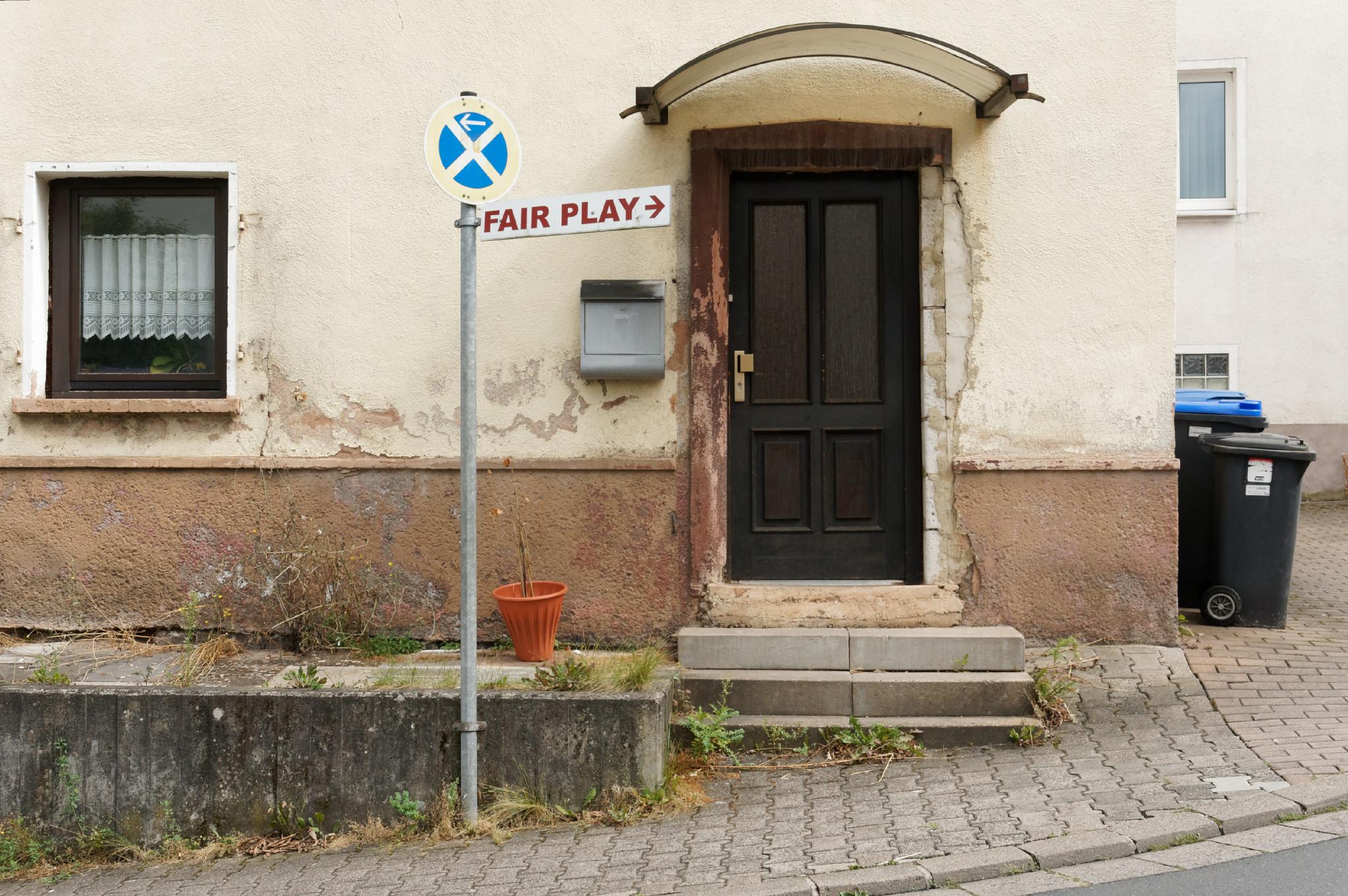 Wunschdenken: Fair Play in der Kunstwelt.