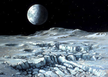 Ludek Pesek-Space Artist