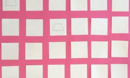 Deux Mémory des figures géométriques à imprimer