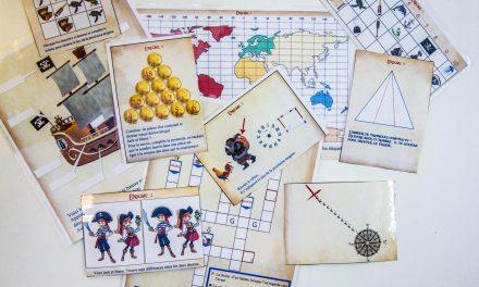 Des chasses au trésor pédagogiques gratuites à imprimer