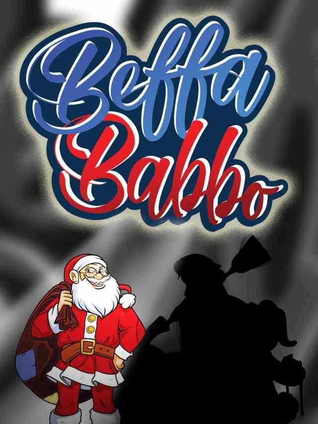 Babbo Natale uno dei personaggi di BeffaBabbo