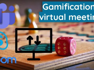 Gamification of virtual meetings