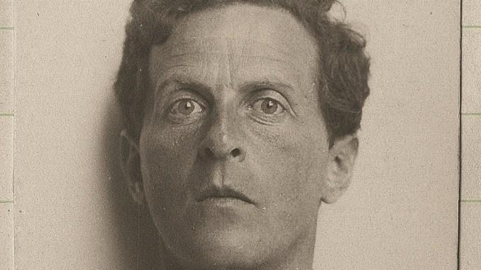 Philosopher Ludwig Wittgenstein