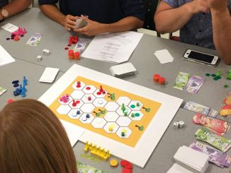 Green Economy Board Game