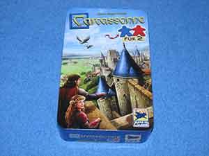Carcassonne für 2