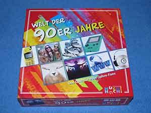 Welt Der 90er Jahre