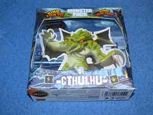 King of Tokyo: Monster Pack: 01 Cthulhu