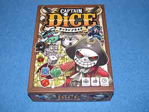 Captain Dice