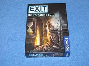 EXIT: Das Spiel - Die verbotene Burg