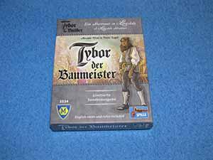 Tybor, der Baumeister