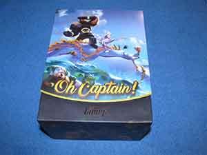 Oh Captain!: Legends of Luma (Teil 1)