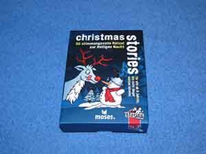 Black Stories Junior: Christmas Stories