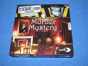 Escape Room - Das Spiel: Murder Mystery
