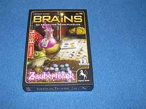 Brains: Zaubertrank