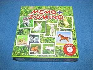 Memo + Domino: Tierbabies