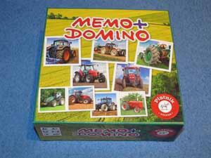 Memo + Domino: Traktoren