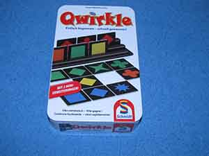 Qwirkle MB-Spiel