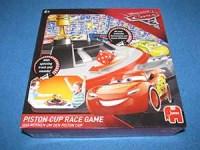 Disney Pixar: Cars 3 - Das Rennen um den Piston Cup
