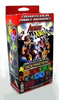 Marvel Dice Masters: Avengers vs X-Men