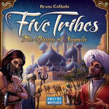 five tribes_caixa