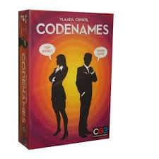 codinomes