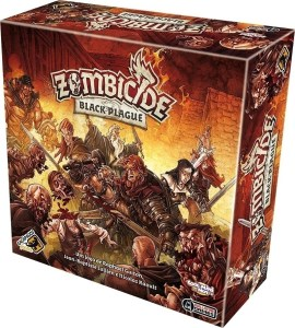 zombicide - black pague