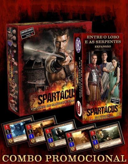 spartacus combo