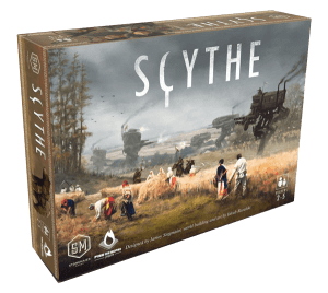 Caixa – Scythe