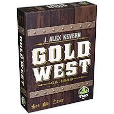 gold west – caixa