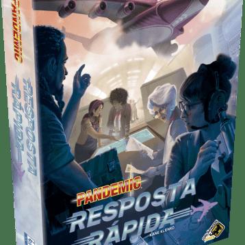 Pandemic: resposta rápida