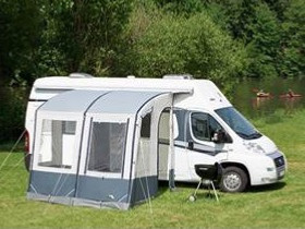 auvent camping car independant auvent
