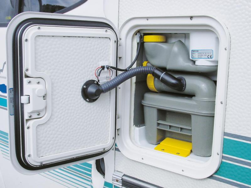 Caravan Water Pump Wiring Diagram Sog I Type A Pour Cassette C2 C3 C4 Blanc Montage Porte