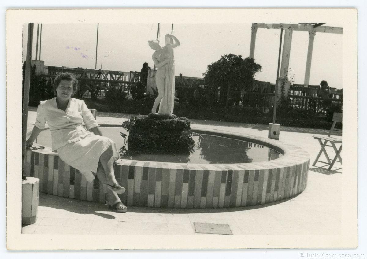 Riva Fiorita Posillipo filmati 16mm primi anni 50  Ludoblog