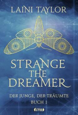 Strange the Dreamer - Der Junge, der träumte  - Laini Taylor - Hardcover