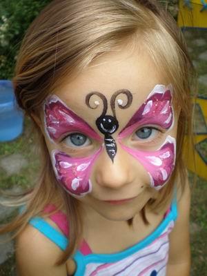 Kinderschminken Veranstaltungsservice fr Kids
