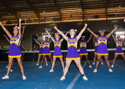 Photos Of Lufkin Isd Cheerleaders Performing At The Texas
