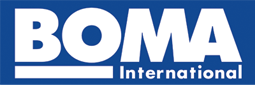 BOMA logo linking to BOMA standards