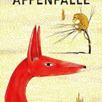 """""""Affenfalle"""" von Nele Brönner für die Serafina 2015 nominiert"""