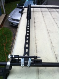 My cheap and sturdy homemade rack | IH8MUD Forum