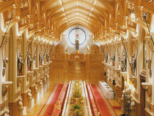 Hacer una excursin al Castillo de Windsor desde Londres