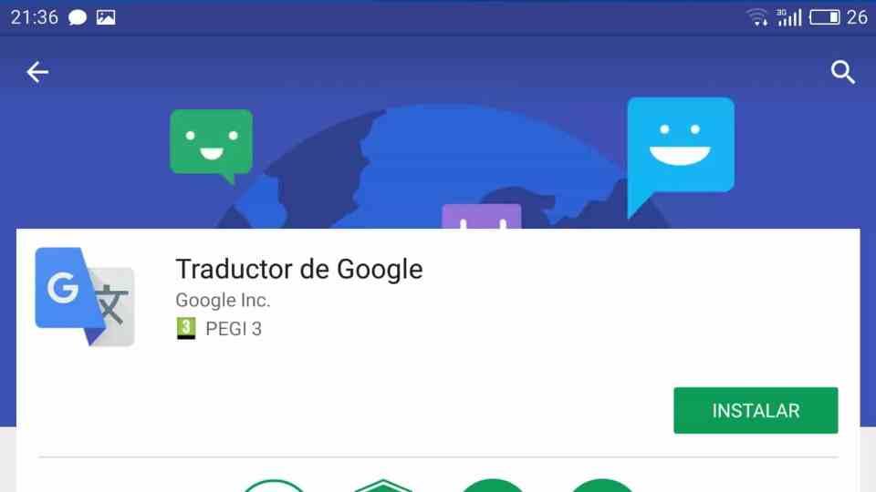 traductor de Google, aplicaciones traducción para viajar